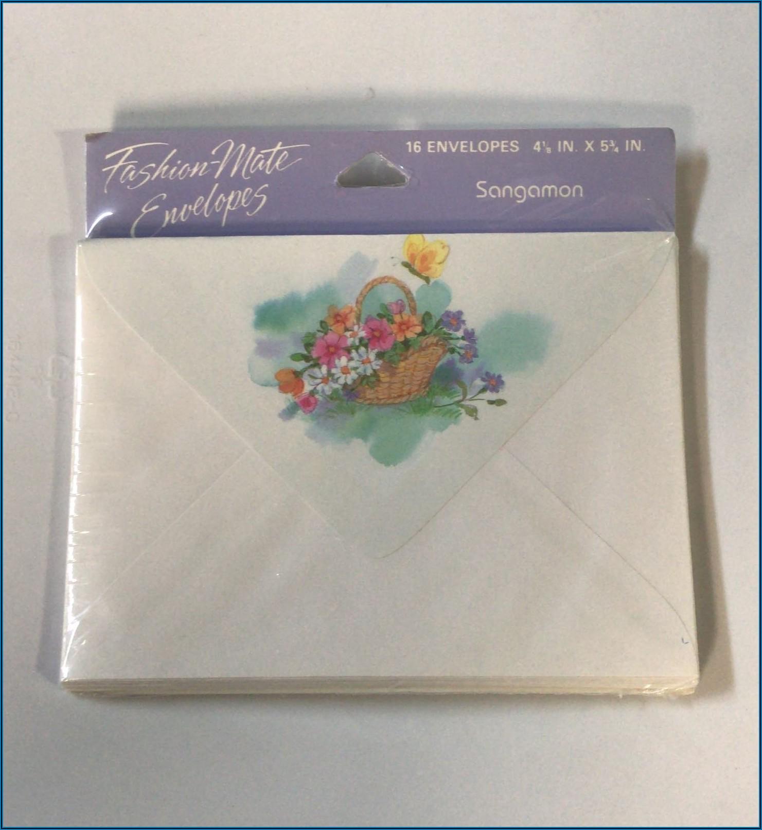 4 X 5 Envelopes Walmart
