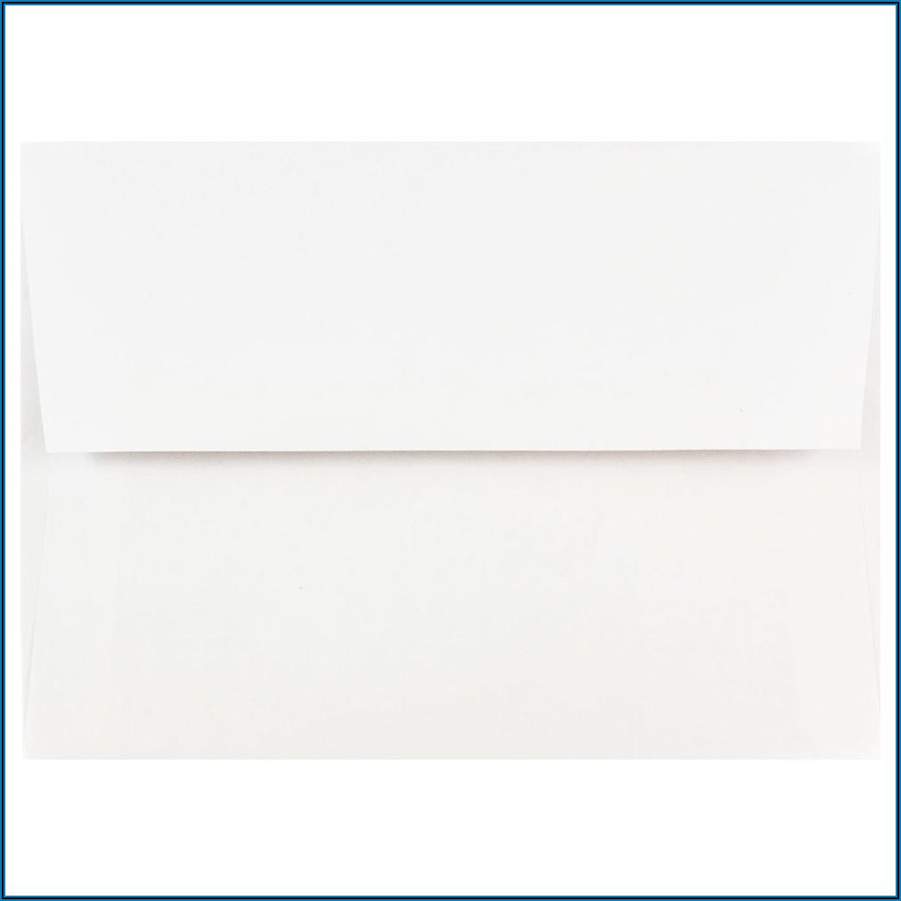 4 X 5 Envelopes