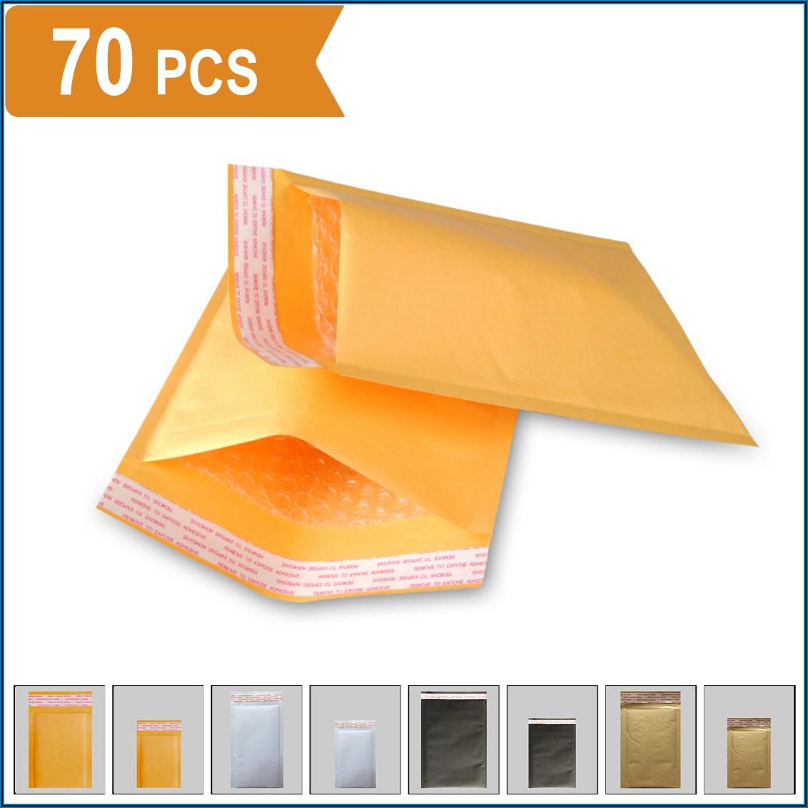 4 X 5 Padded Envelopes