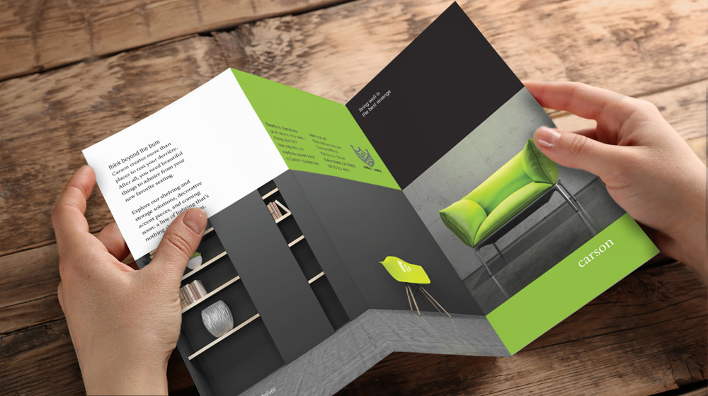 Brochures The Best Tool To Market Your Business