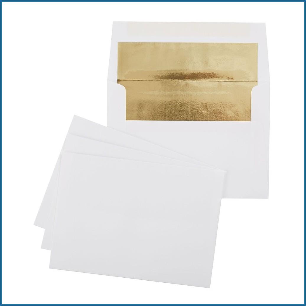 A7 Invitation Envelopes Staples