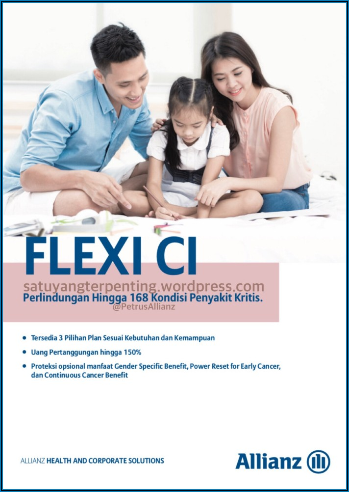 Allianz Travel Insurance Brochure Malaysia