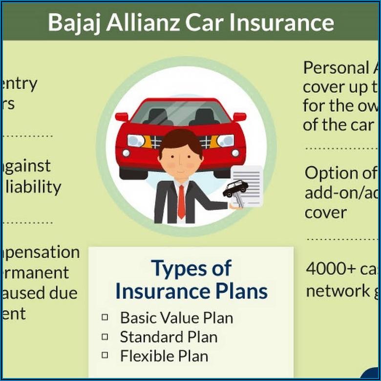Bajaj Allianz General Insurance Travel Insurance Brochure