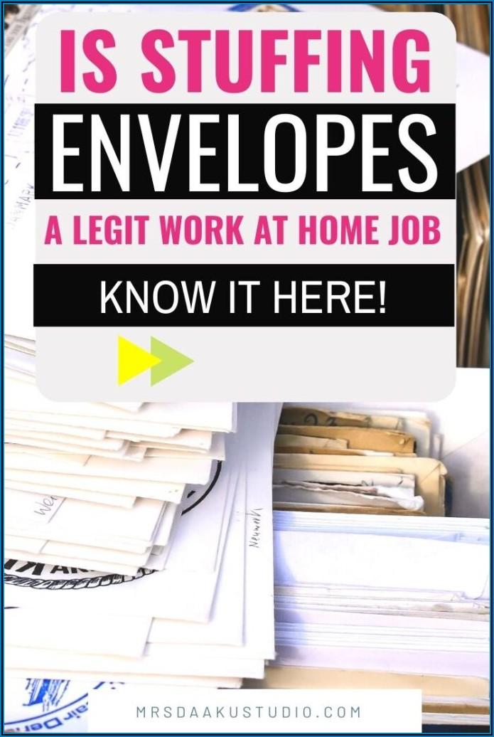 Bbb Envelope Stuffing Jobs