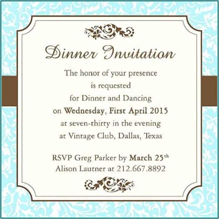 Birthday Invitation Text Message For Adults