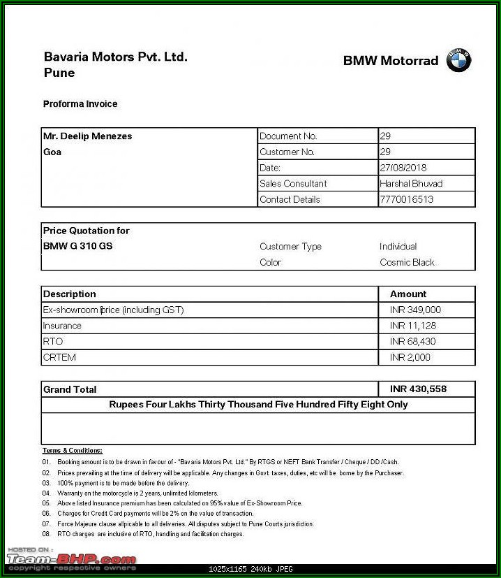 Bmw Msrp Vs Invoice