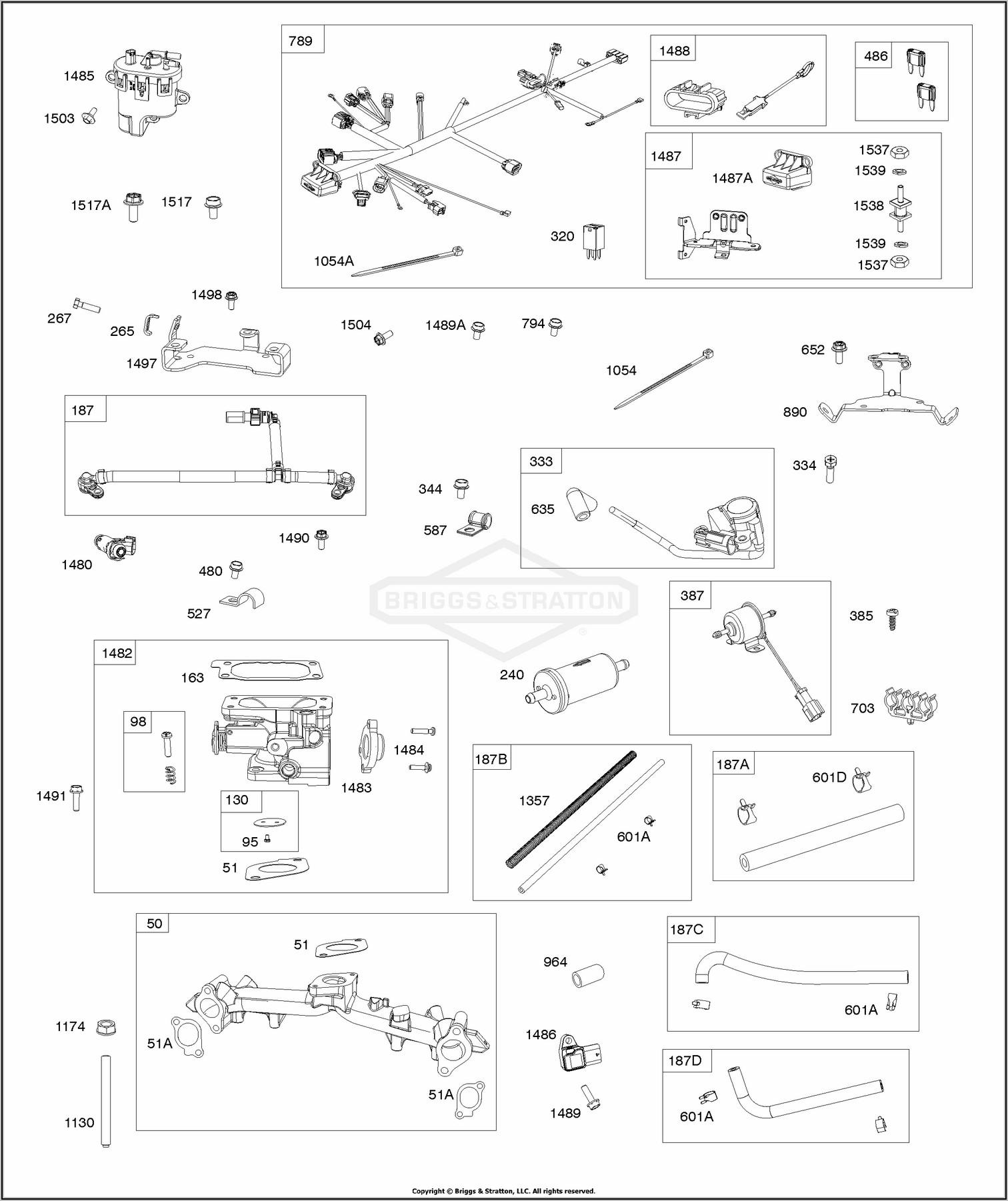 Briggs And Stratton Pressure Washer Throttle Spring Diagram