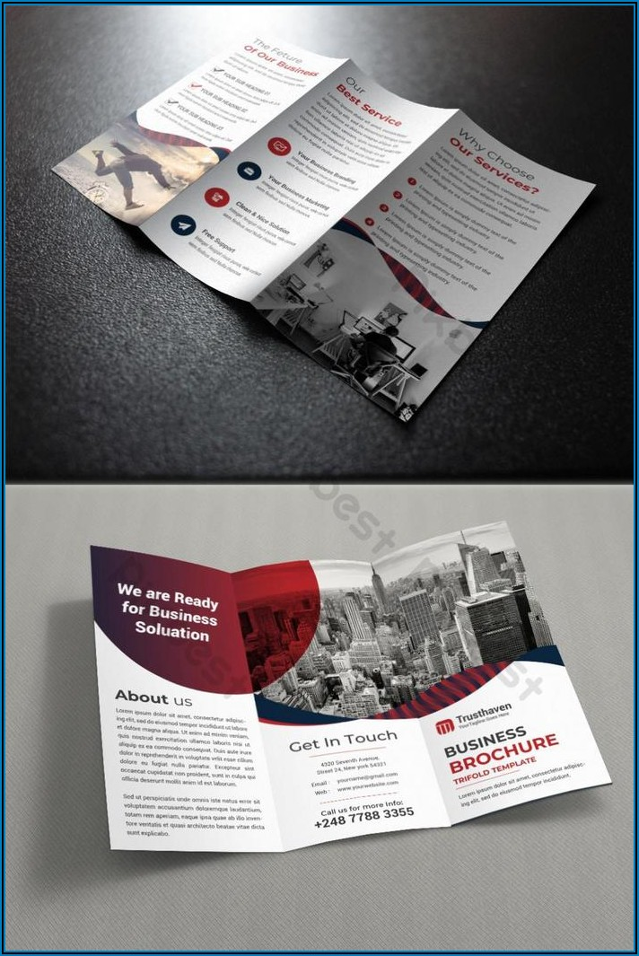 Brochure Templates Ai Free Download