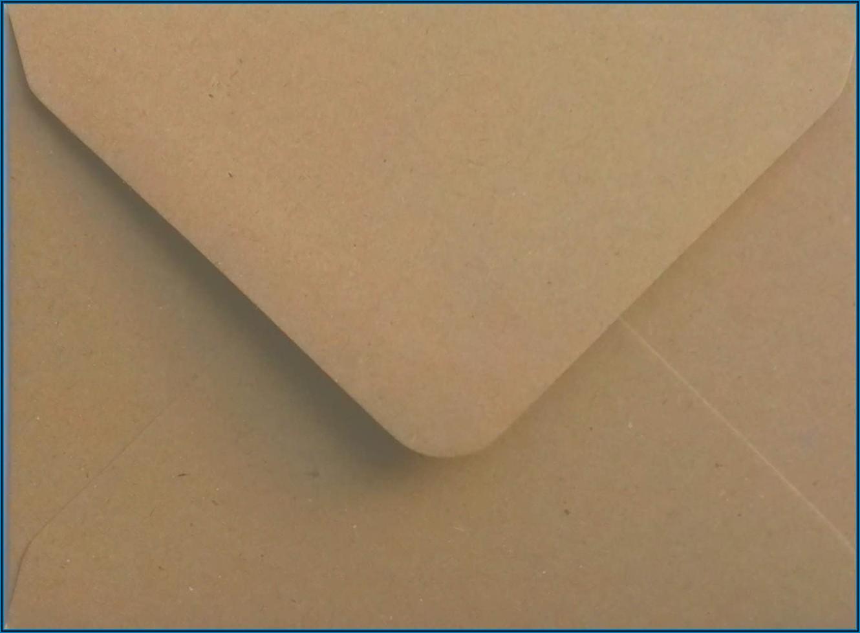 Brown Kraft Envelopes A6