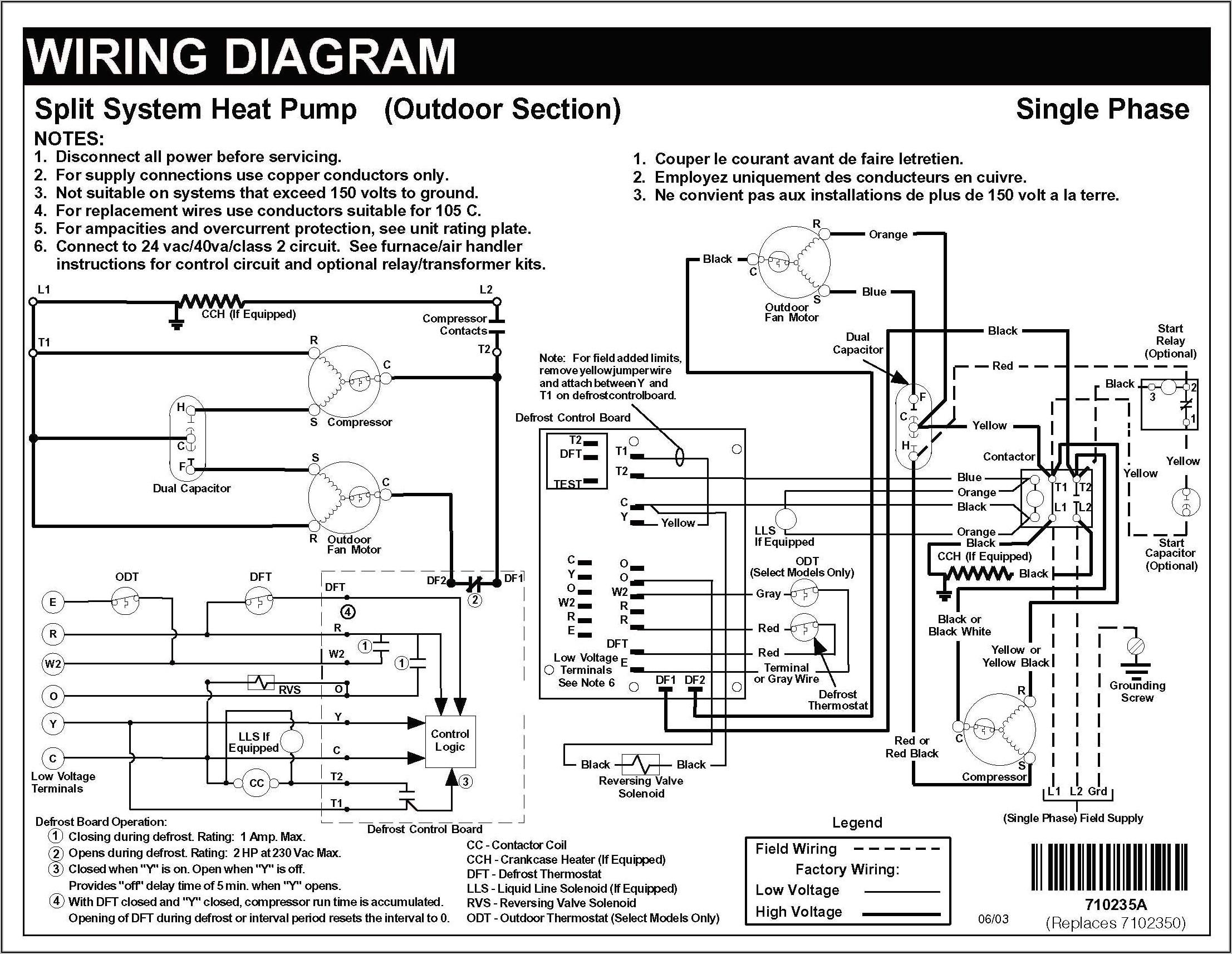 Carrier Hvac Wiring Diagrams