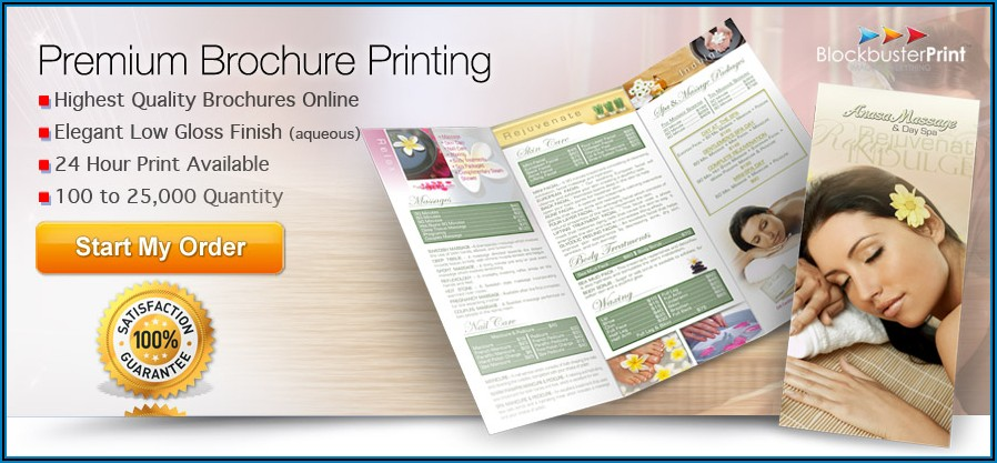 Cheapest Way To Print Brochures