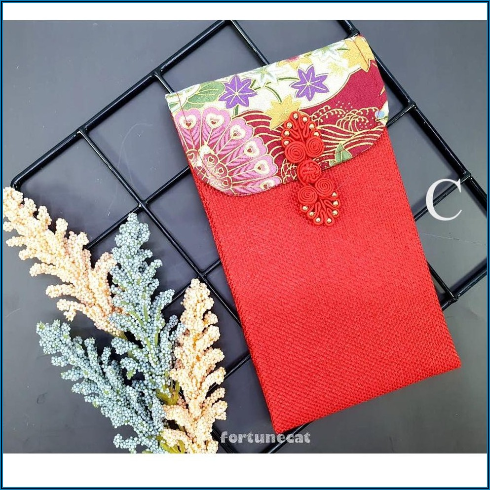 Chinese New Year Red Envelopes For Sale