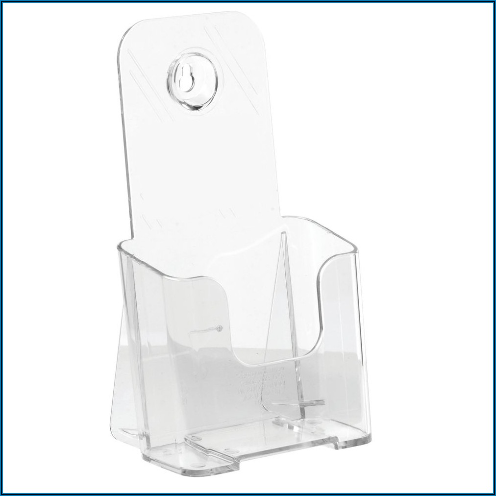 Clear Brochure Holders Plastic