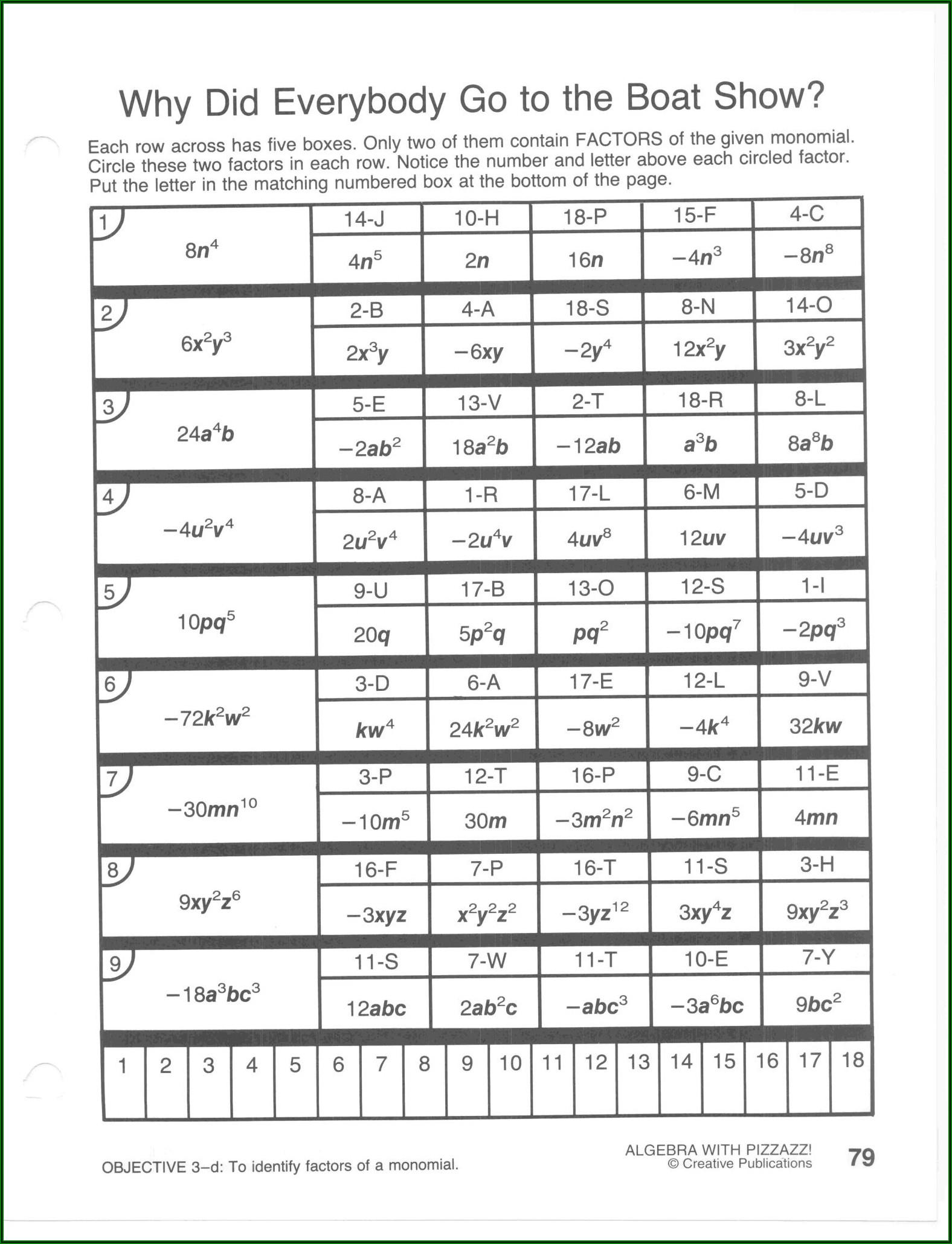 Daffynition Decoder Math Worksheet Answer Key D 36