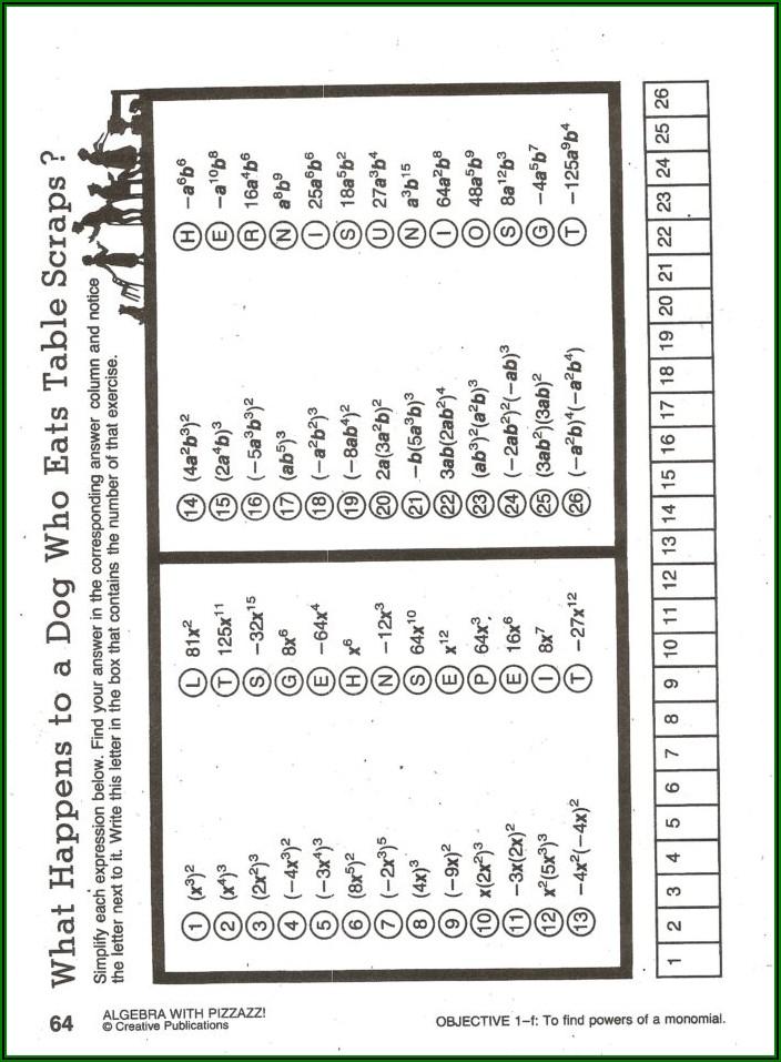 Daffynition Decoder Math Worksheet Answer Key