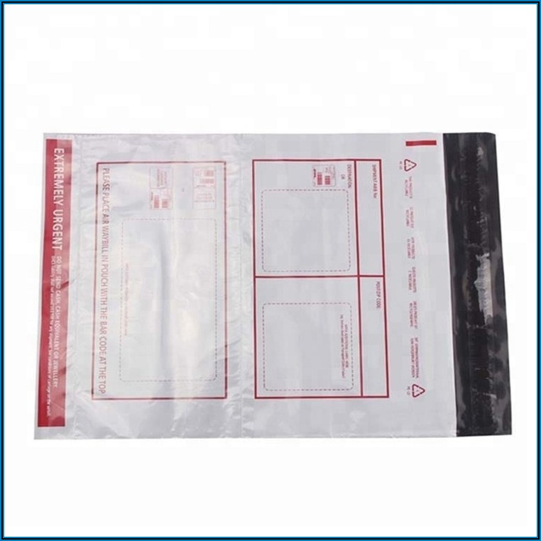 Dhl Express Legal Envelope With Sleeve