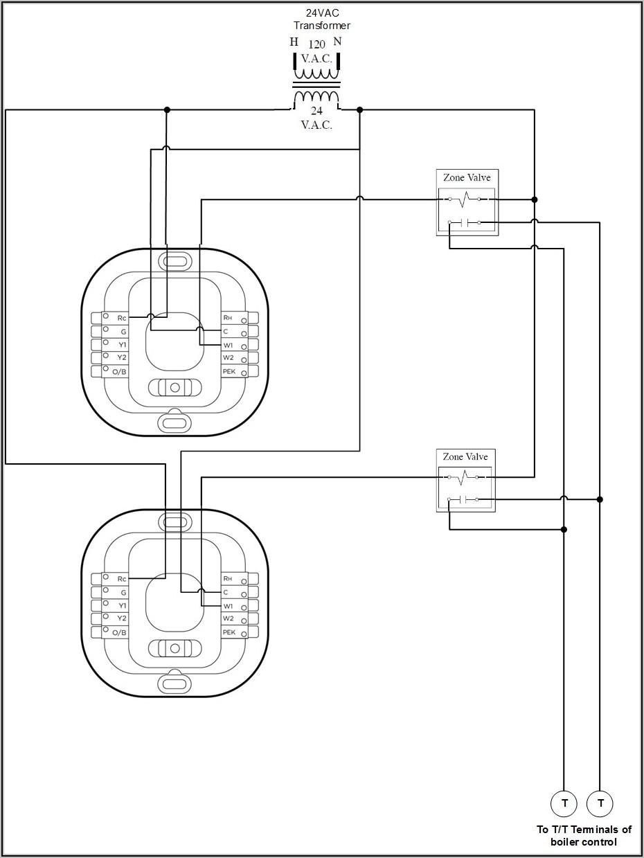 Ecobee Smart Thermostat Wiring Diagram