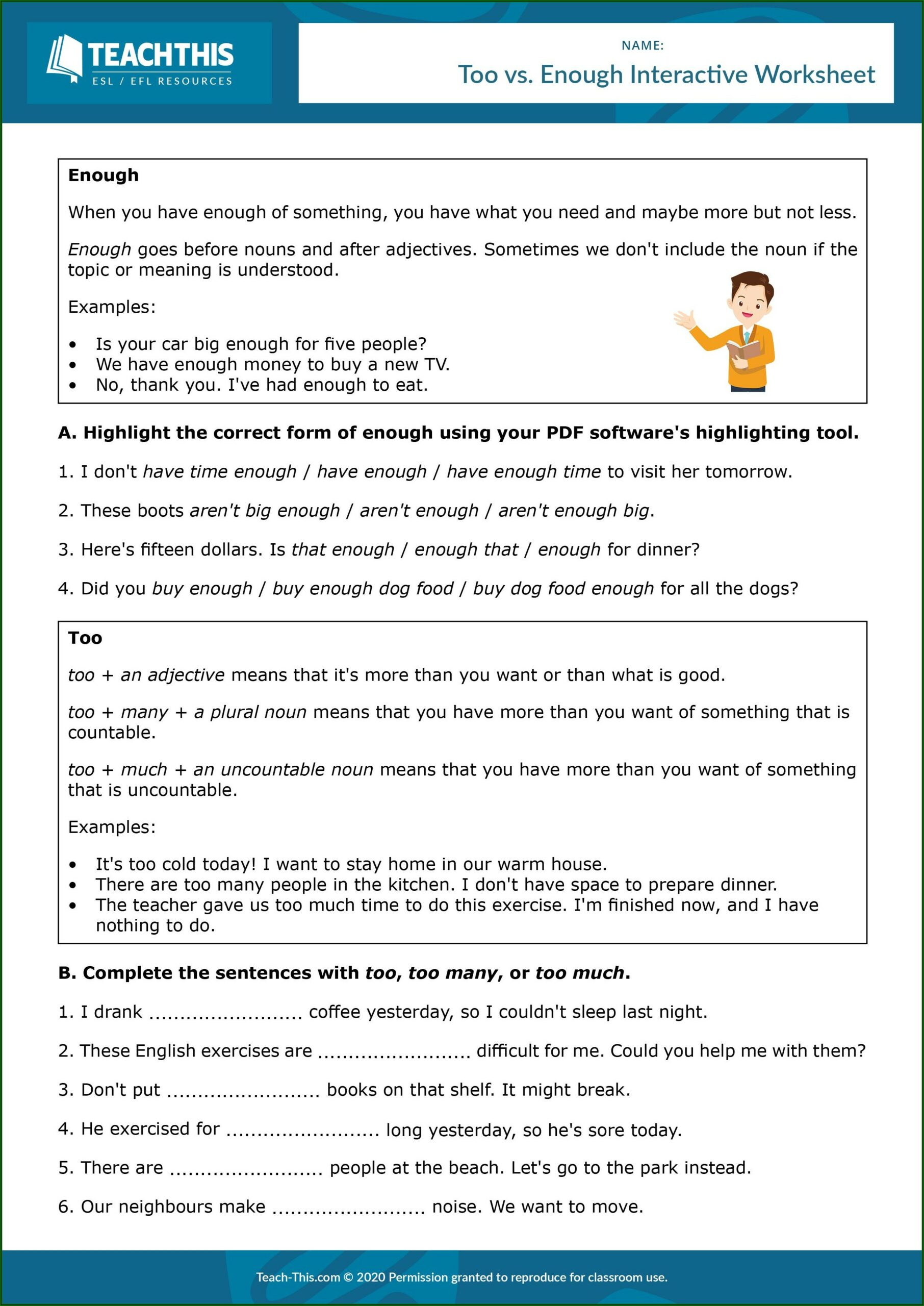 English Reading Exercises Pre Intermediate