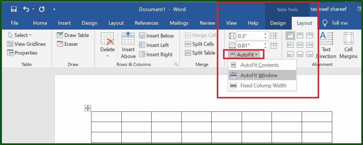 Excel Vba Column Width Fit