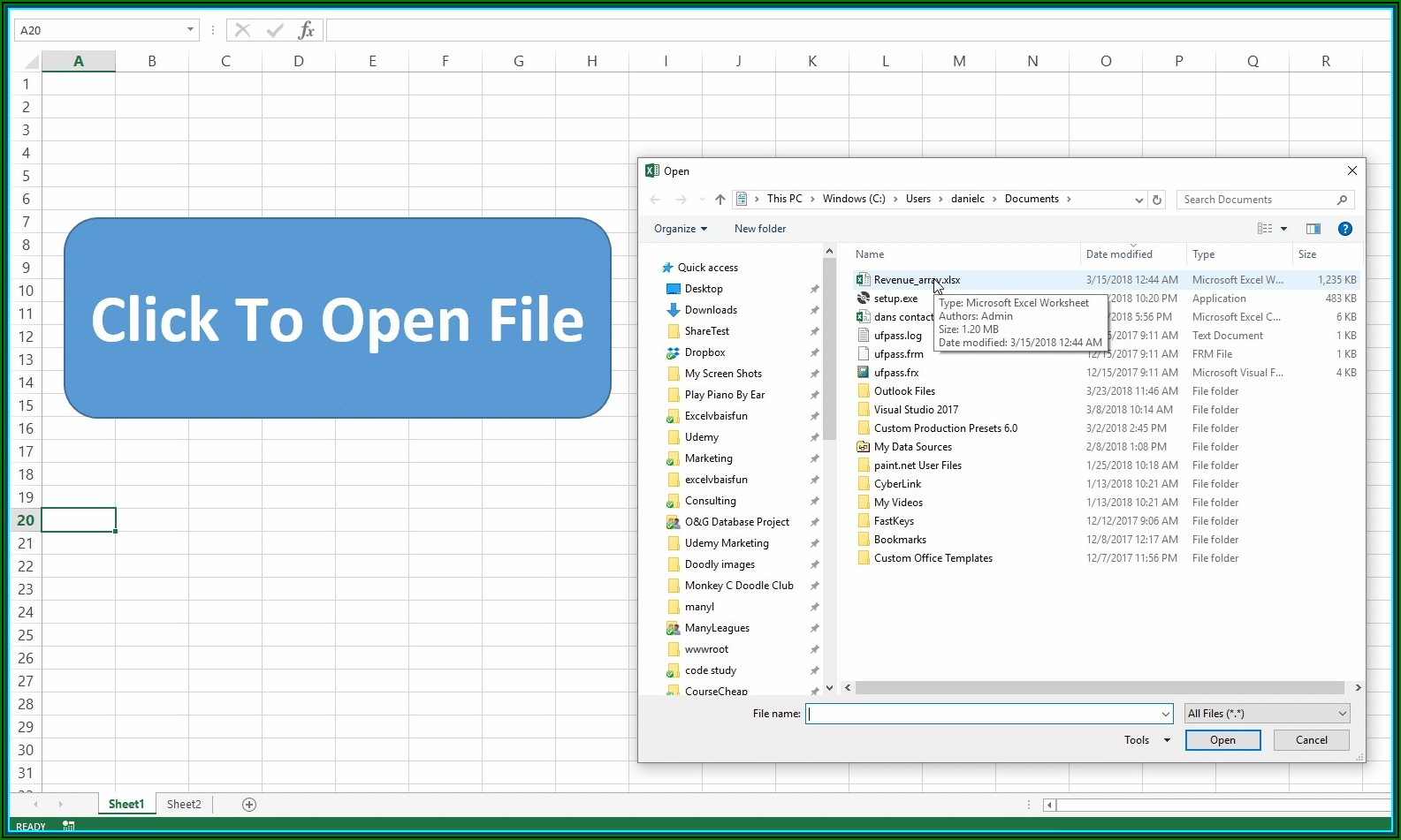 Excel Vba Workbook Close Without Save