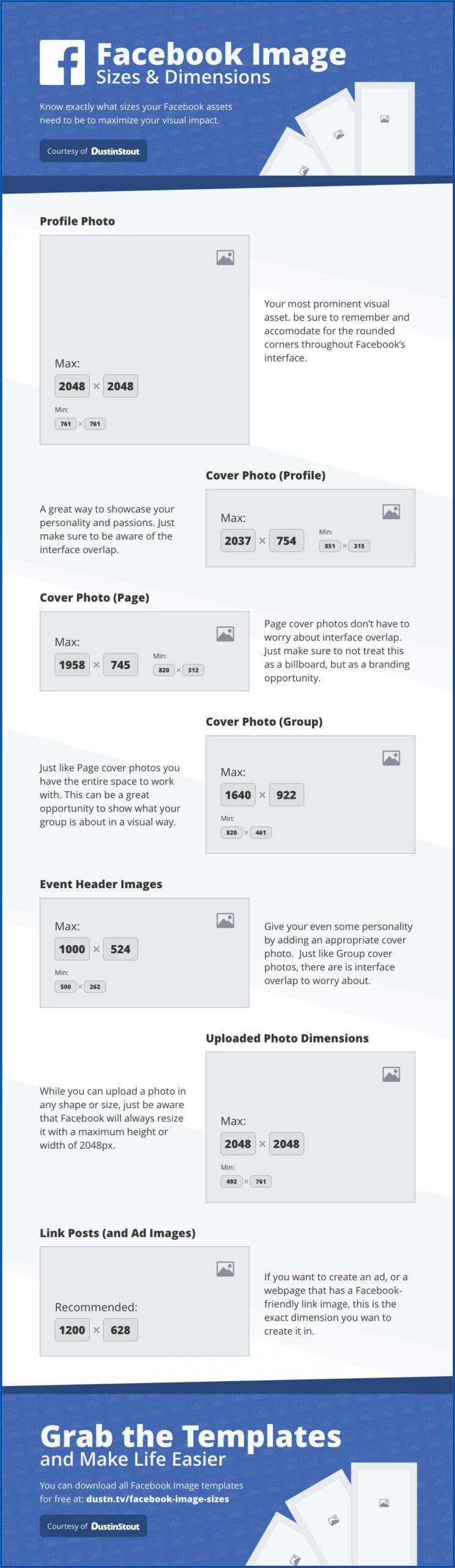 Facebook Timeline Photo Size 2019