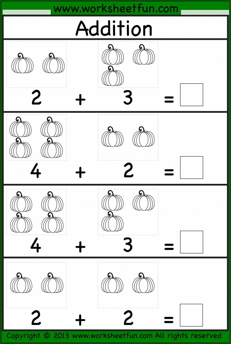Free Math Coloring Worksheets Pdf
