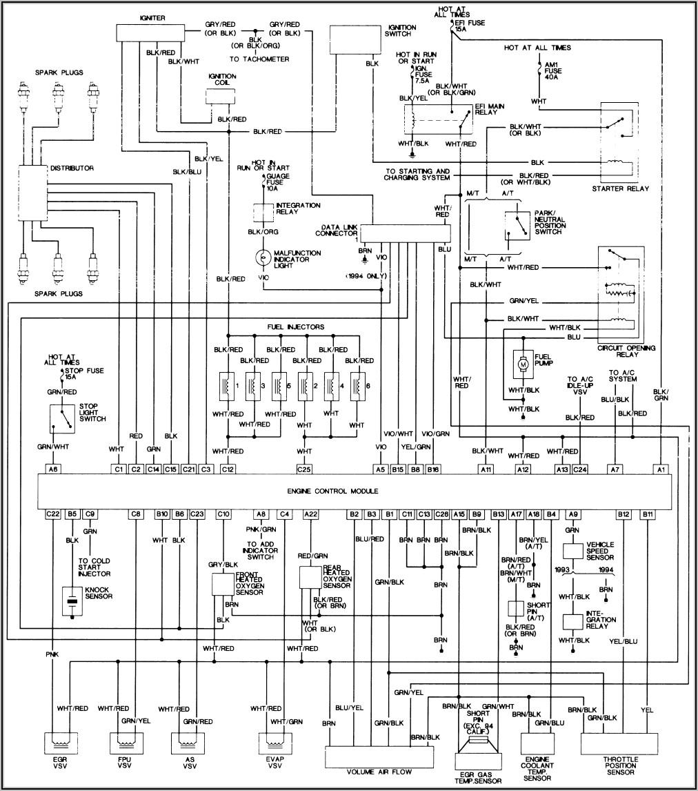 Free Wiring Diagrams Autozone