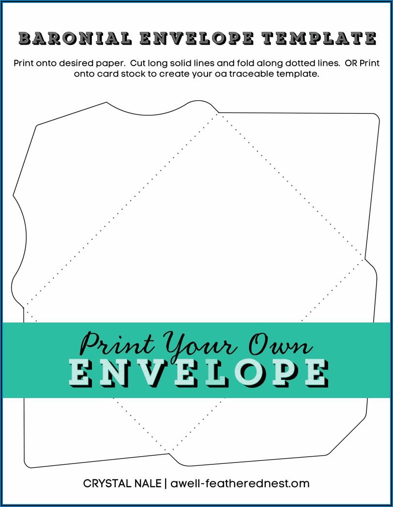 Hogwarts Acceptance Letter Envelope Printable