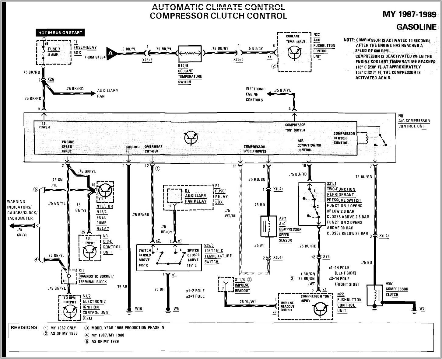 Home Ac Compressor Wiring Diagram
