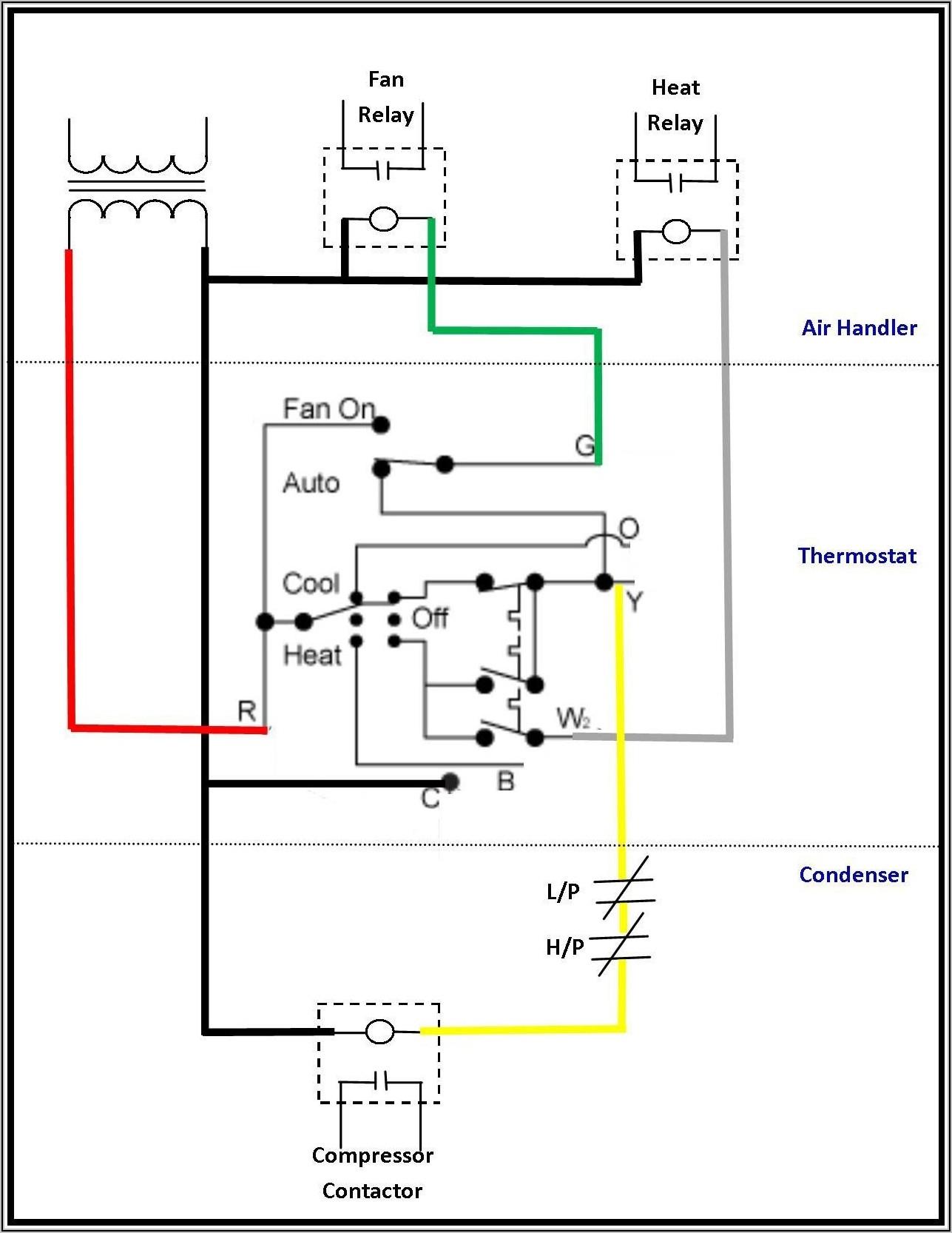 Home Ac Wiring Diagram