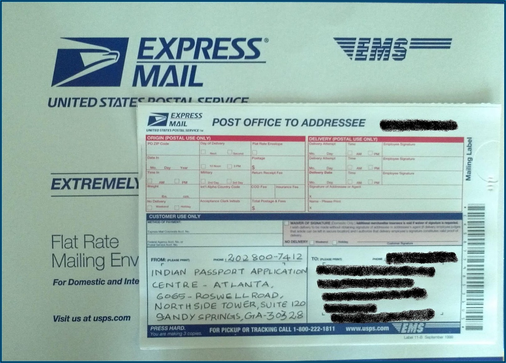 How To Get A Self Addressed Prepaid Envelope From Ups