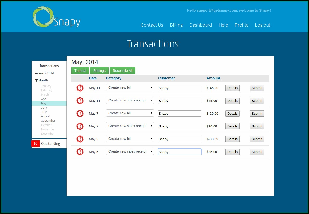 How To Import Transactions Into Quickbooks Online