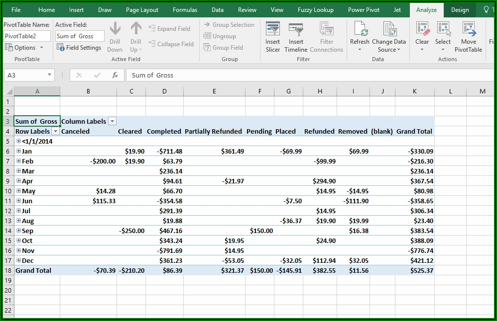 How To Refresh Excel Workbook