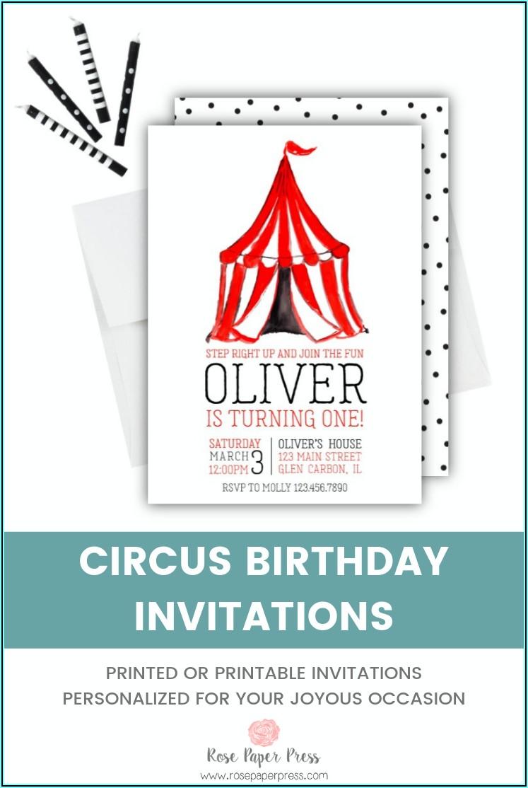 Kid Birthday Invitations Printable