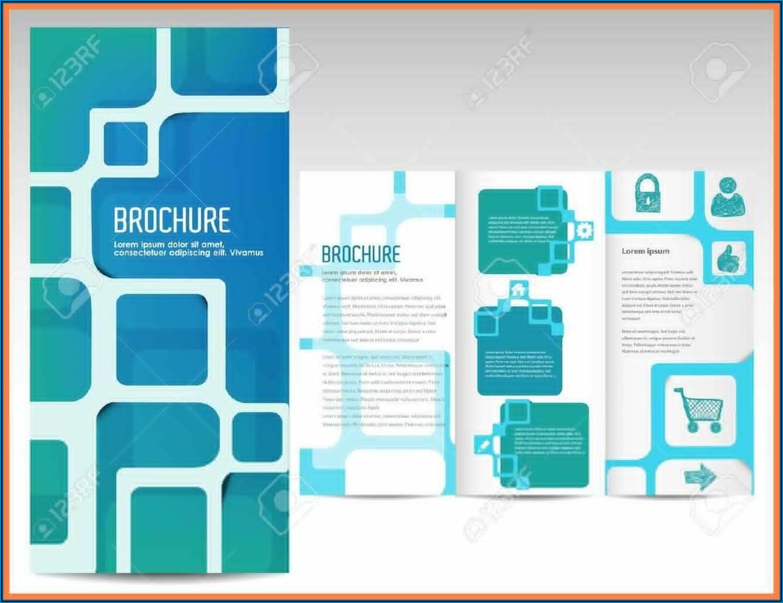Microsoft Word Tri Fold Brochure Templates