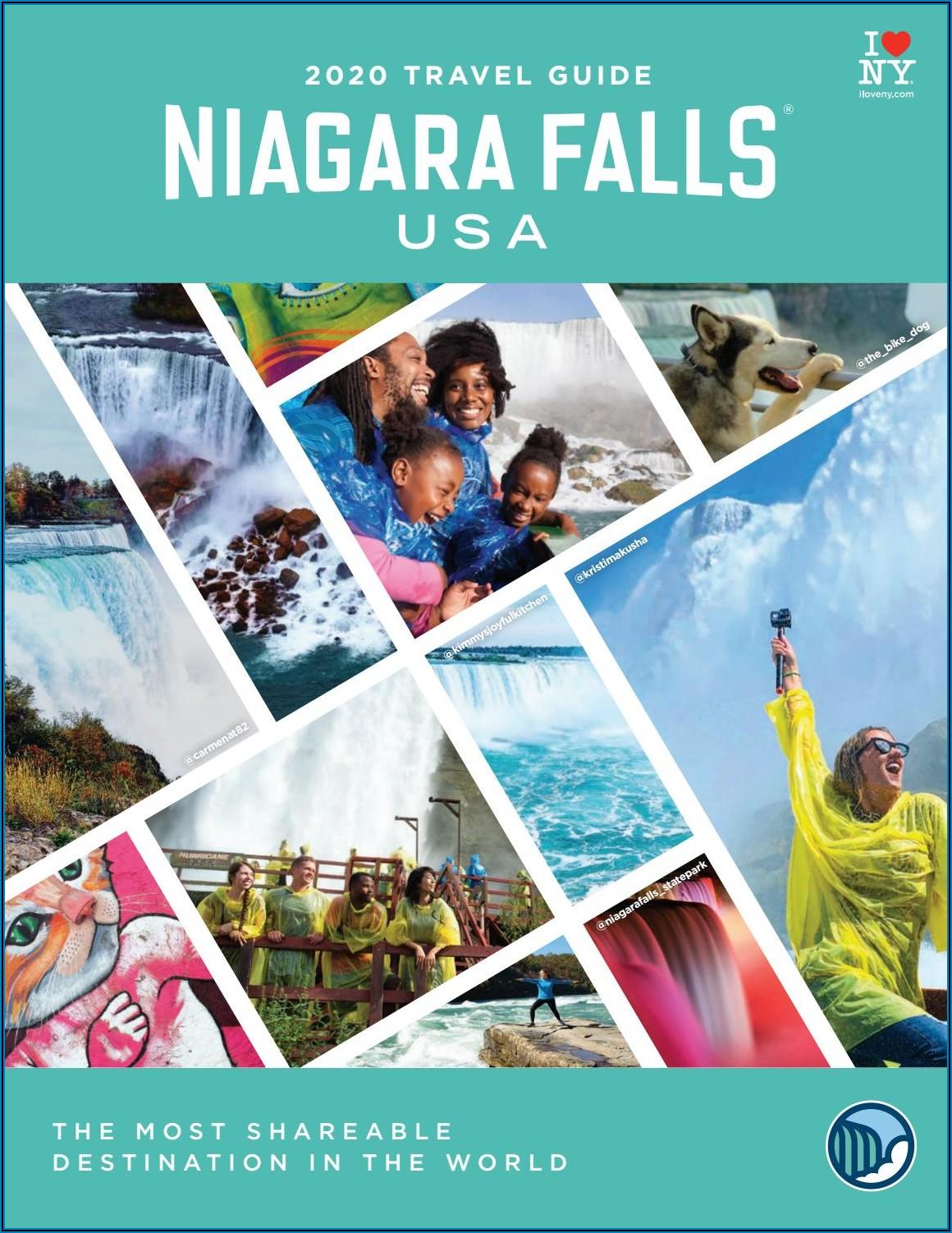 Niagara Falls Ny Tourism Guide