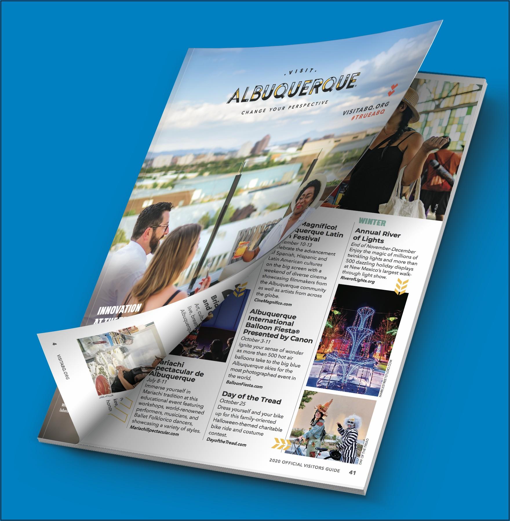 Norway Tourist Information Brochures