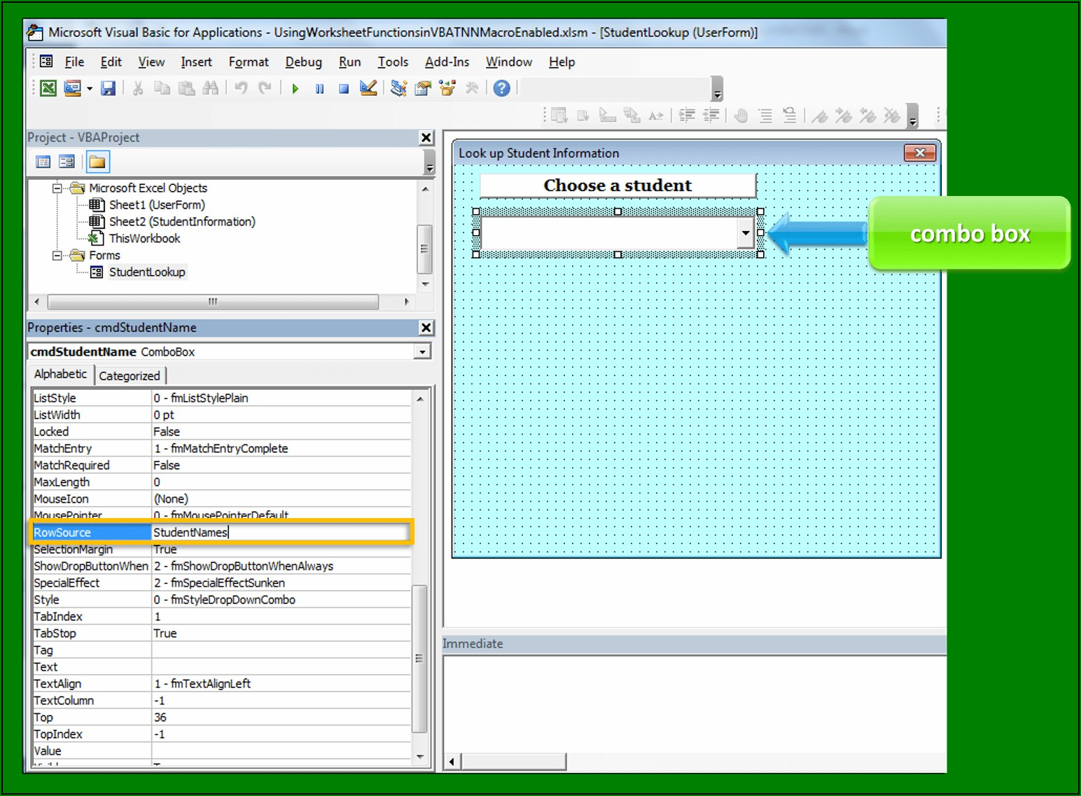 Open Worksheet In Excel Vba