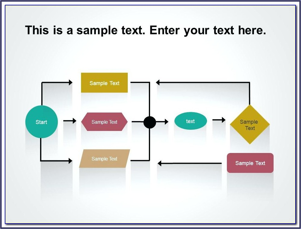 Process Flow Chart Template Word Free Download