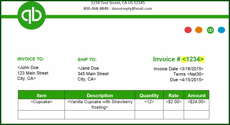 Quickbooks How Do I Import Invoice Template
