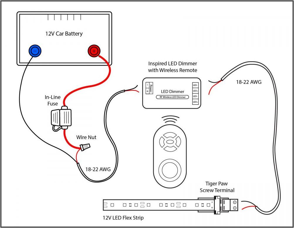 Ring Doorbell Transformer Wiring Diagram