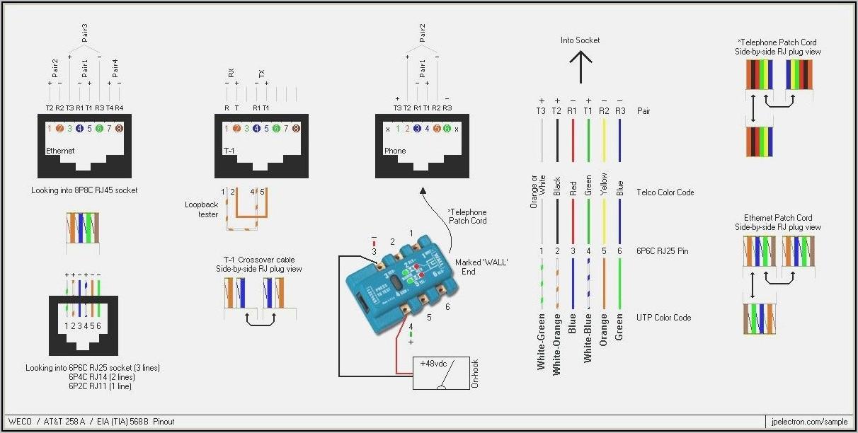 Rj11 Wiring Diagram Cat5