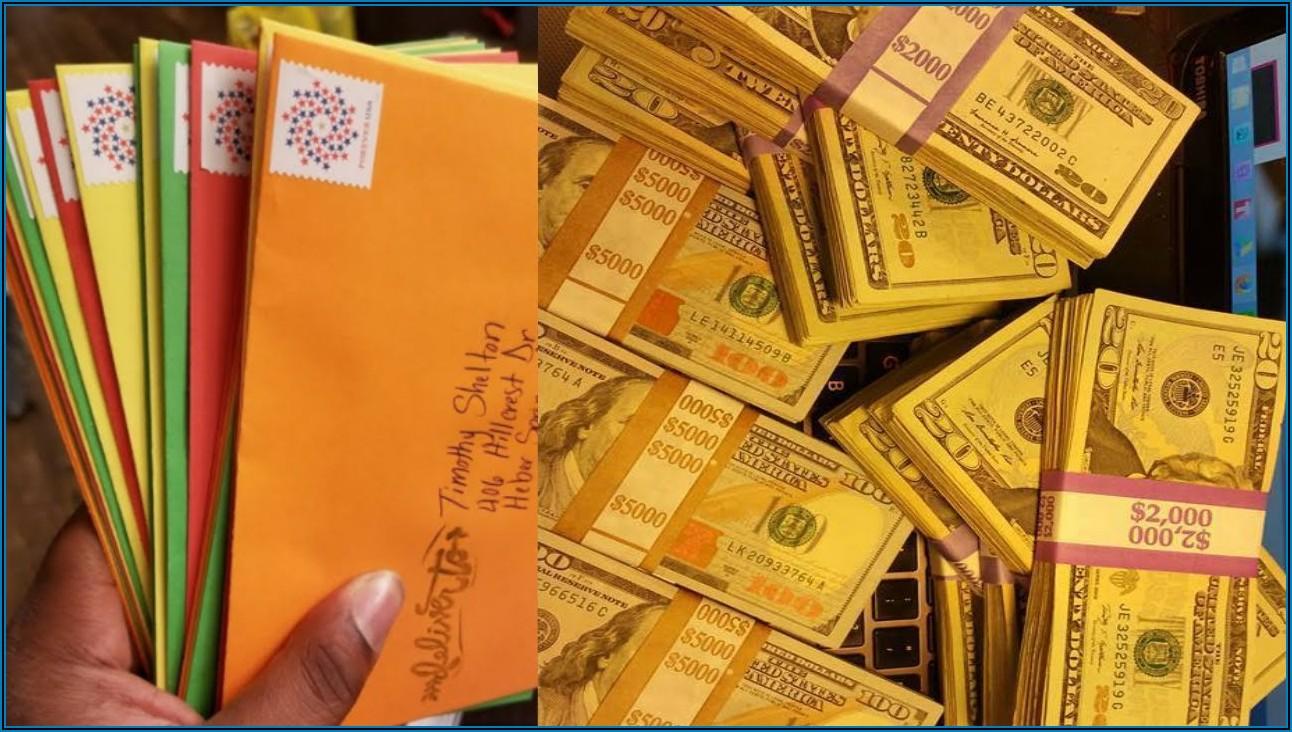 Stuffing Envelopes Make Money