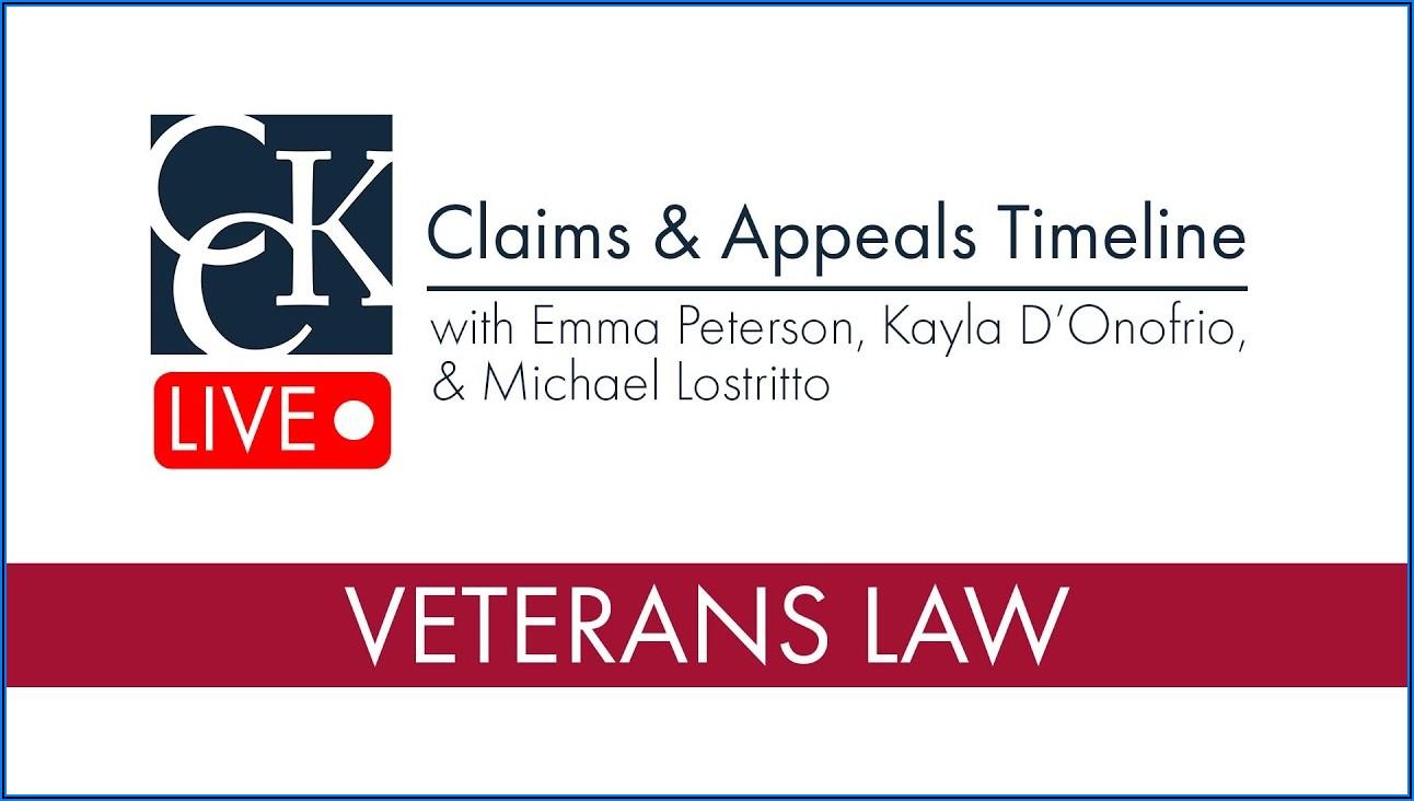 Va Disability Appeal Back Pay Timeline