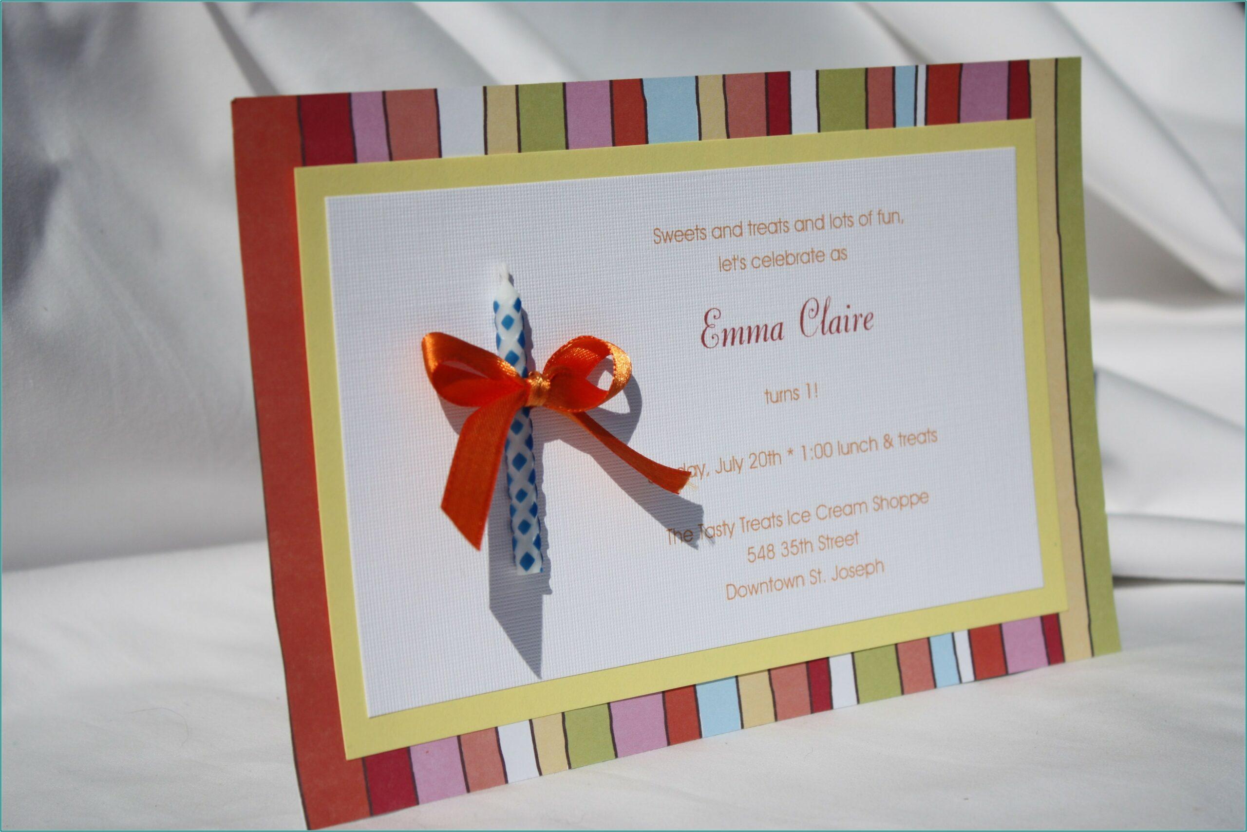 Walgreens Birthday Invitations Photo