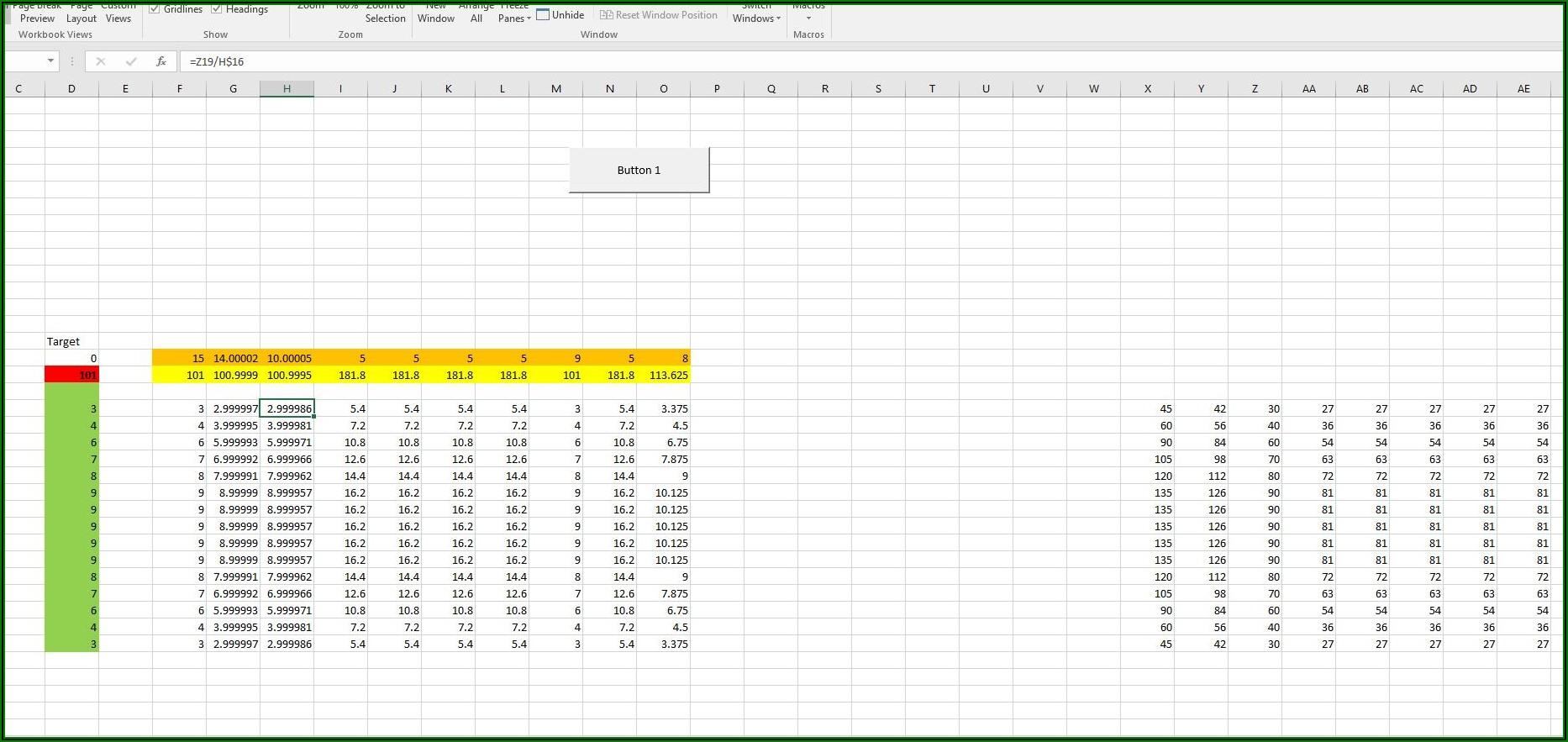 Worksheet Function Vba Excel