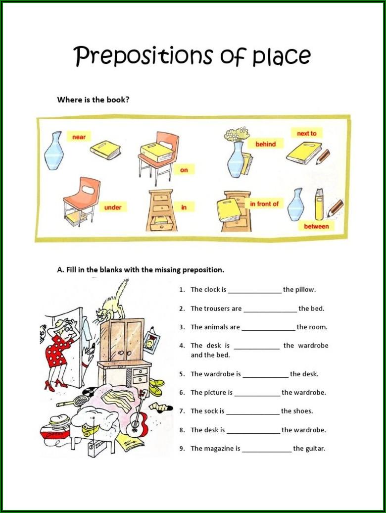 Worksheetcloud Grade 5 English
