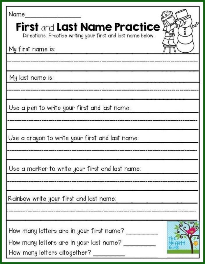 Worksheets On Writing Simple Sentences