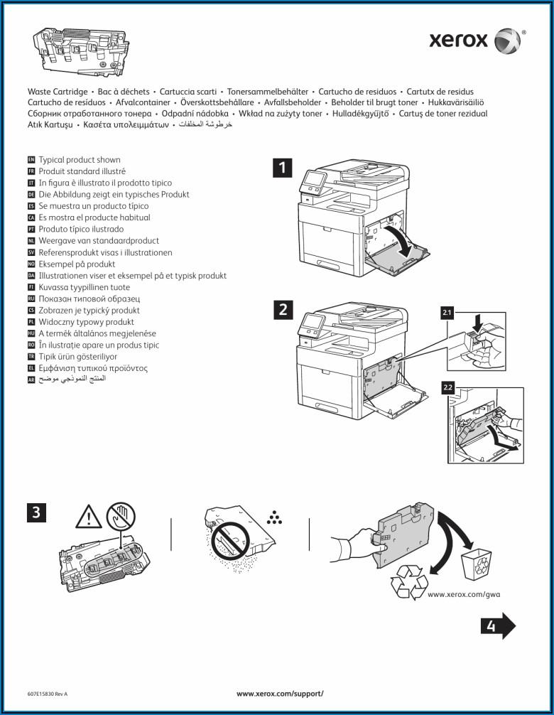 Xerox Versalink C505 Service Manual