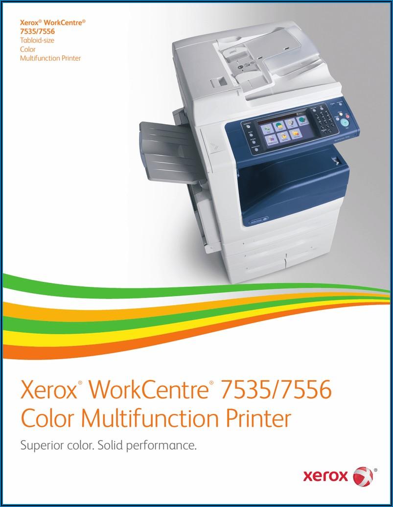 Xerox Wc 7535 Specs